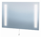 Bathroom mirrors with LED