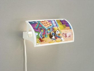 Toon Town bed lamp