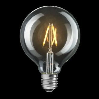 E27 Glob 100mm 0,8W LED ej dimbar