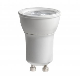 GU10 mini LED 3-stegs dimbar 3W