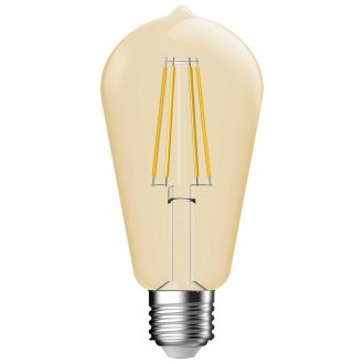 E27 Edison Amber LED 5.4W dimmable