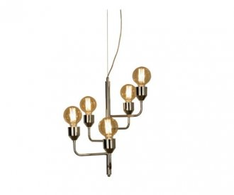 Flynn ceiling lamp 5 up