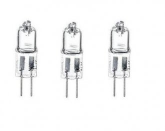 Halogenlampa 2-pack 20W (G4)