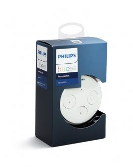 Philips Hue TAP EUR - Change package to Sub-Brand with transparent window