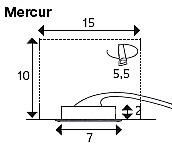 Mercur 5-kit