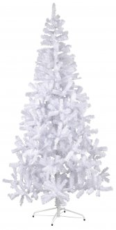 Canadian christmas tree 210cm white