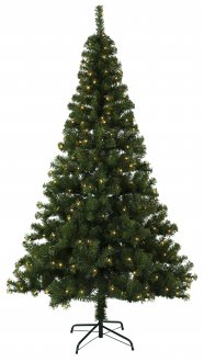Ottawa christmas tree 210cm LED