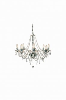 Signe chandelier 8ps