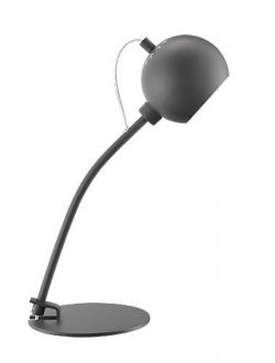 Ball table lamp