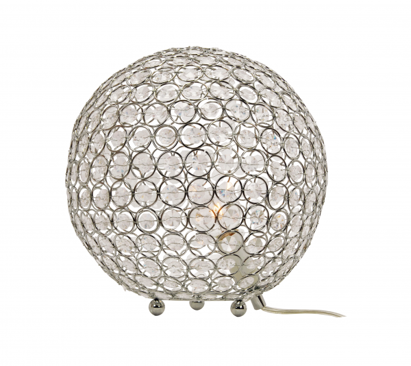 Bling table light 25cm