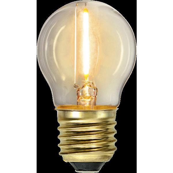 E27 LED G45 Soft Glow