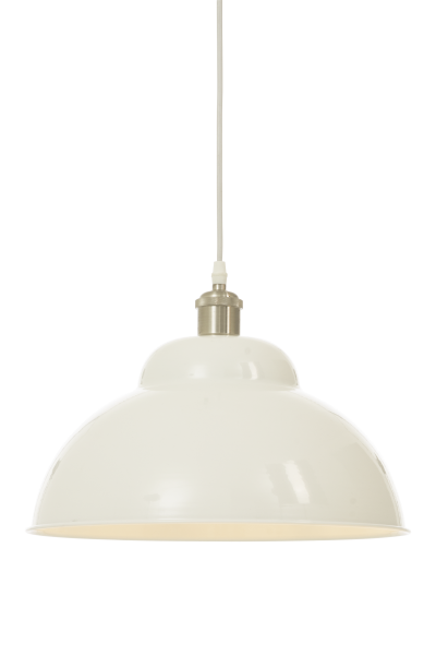 BONNIE ceiling light 35cm, white / silver