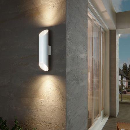 agolada wall led outdoor lighting. Black Bedroom Furniture Sets. Home Design Ideas