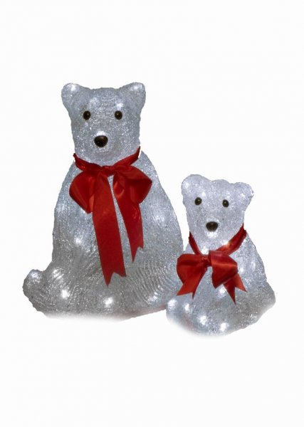 Icebear couple LED