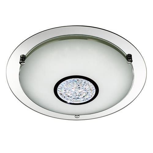 LED ceiling crystal 31cm
