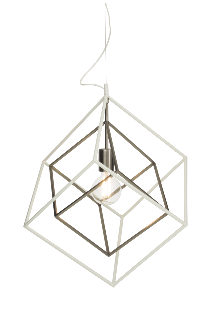 cubes ceiling light