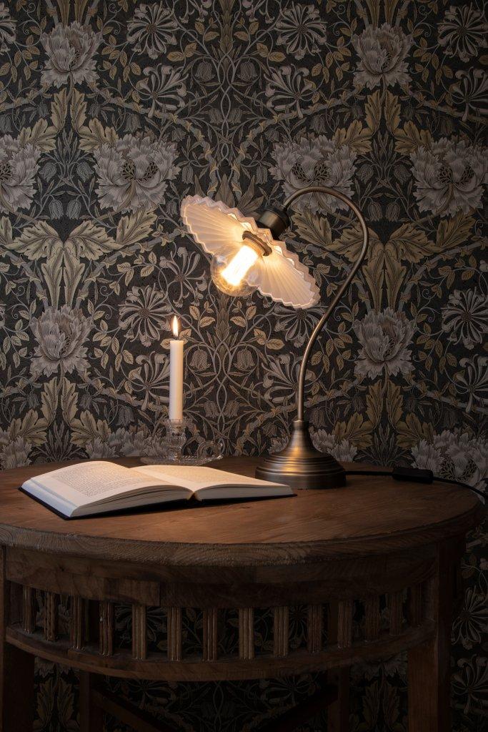 Cobbler table lamp