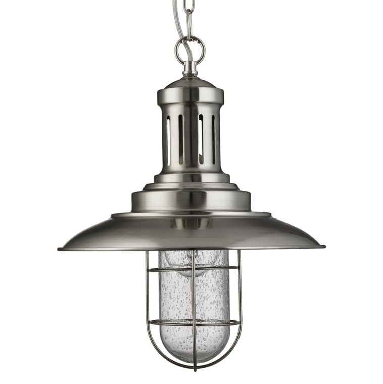 Fisherman Cage Pendant - Ceiling Lamps