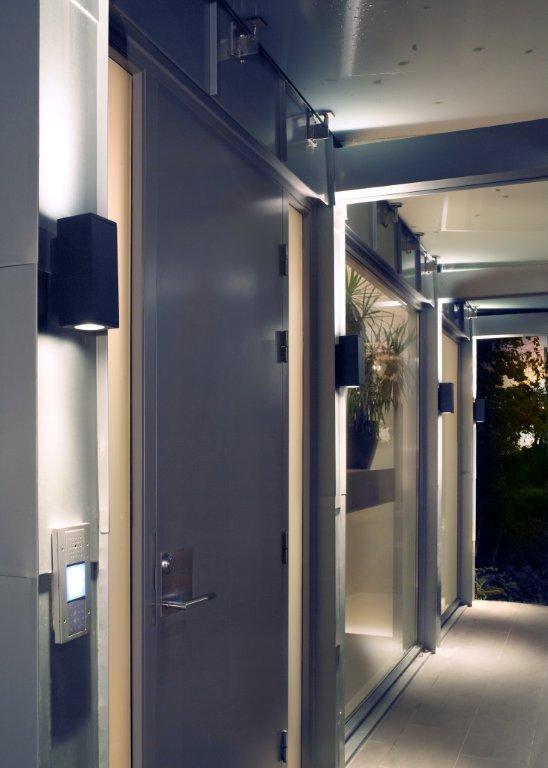 Sandvik wall LED